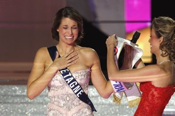 Quand Laury Thilleman était élue Miss France 2011