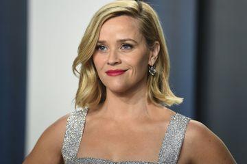 Reese Witherspoon partage une adorable photo de famille pour ses 44 ans
