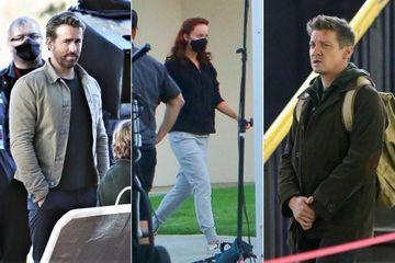 Ryan Reynolds, Olivia Wilde, Jeremy Renner... Les stars en tournage
