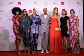 Tony Parker, bien entouré avec les Miss pour son gala caritatif