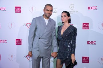 Tony Parker et son épouse Axelle annoncent leur divorce
