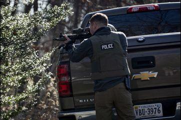Fin de la chasse à l'homme en Virginie