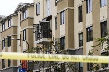 Le balcon s'effondre, cinq étudiants sont tués