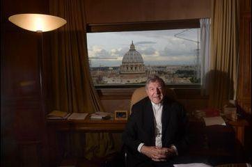 Découvrez les hommes forts du Vatican