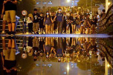 Hong Kong. La mobilisation ne faiblit pas