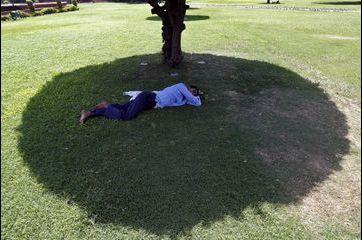 La vague de chaleur a fait plus de 1400 morts