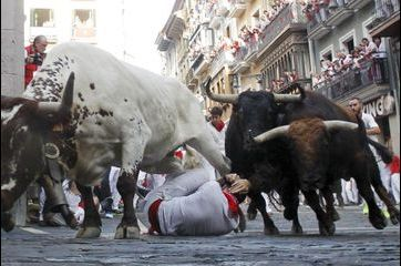 Quand les taureaux se déchaînent