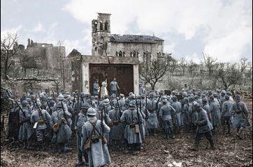Le théâtre de la guerre