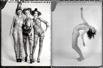 """Sexe, Love"": l'art dénudé d'Eric Bouvet"