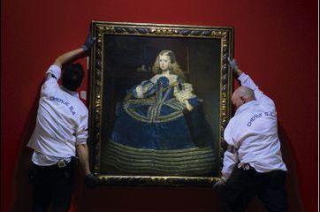 Son génie couronné au Grand Palais
