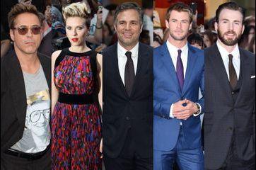"""Les """"Avengers"""" élégants et enjoués à Londres"""