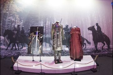"""Game of Thrones"" s'expose à Paris"