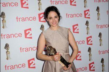 Marie Gillain récompensée