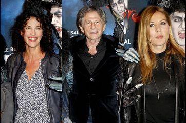 Les célébrités soutiennent Roman Polanski à sang pour sang