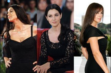 La star sexy de la semaine : Monica Bellucci