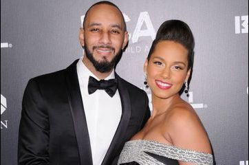 Alicia Keys de plus en plus radieuse