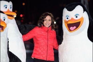 Nathalie Péchalat, star de la glace à l'Hôtel de Ville
