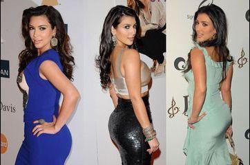Kim Kardashian: ses fesses, son business