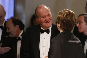 Juan Carlos à Washington