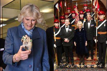 La duchesse de Cornouailles a vraiment le cœur sur la main