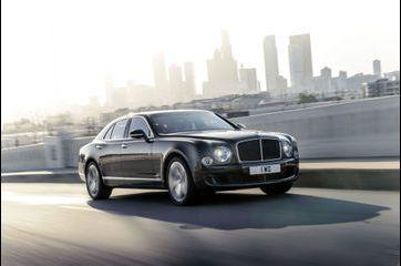 Bentley Mulsanne Speed : luxe, calme et... vélocité