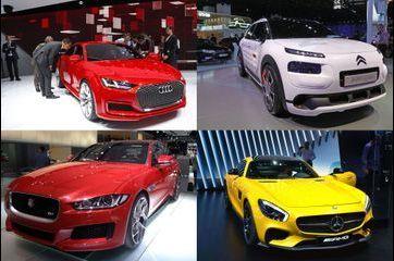 Nos coups de coeur du Mondial de l'Automobile