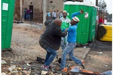 Emmanuel Sithole, victime de la montée de la xénophobie