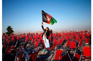 Présidentielle afghane: la campagne à tout prix par Ahmad Masood