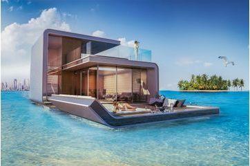 Des villas de luxe flottantes qui protègent les hippocampes