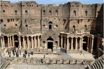 Les djihadistes s'emparent de la ville ancienne