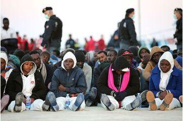 Les migrants continuent d'affluer en Italie