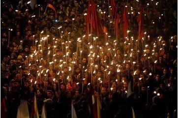 """""""Les Arméniens n'oublieront jamais"""""""