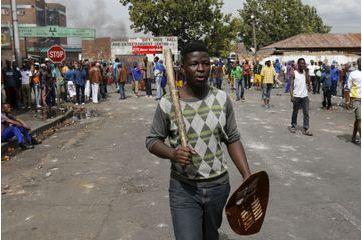 Les violences xénophobes embrasent l'Afrique du Sud