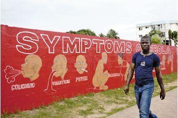 Notre reportage à Monrovia, au Liberia, où Ebola sévit