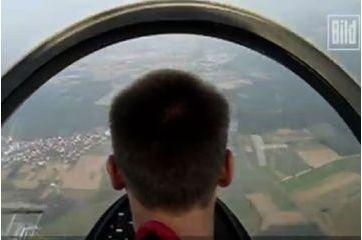 Quand Andreas Lubitz se filmait en l'air