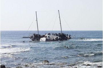 Trois bateaux de migrants en perdition en Méditerranée