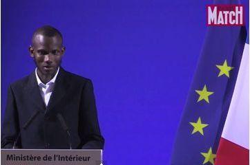 Le héros Lassana Bathily a été naturalisé