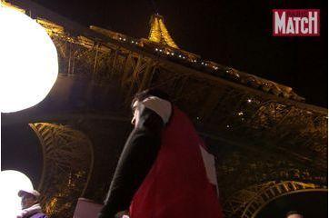 La course verticale s'attaque à la Tour Eiffel