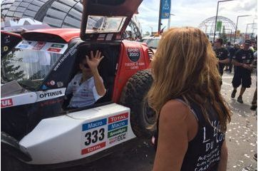 Paris Dakar 2015: une magnifique aventure