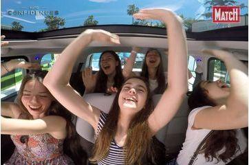 """Les filles de """"Mustang"""" s'éclatent à Cannes"""
