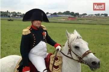 Avec Napoléon dans la bataille