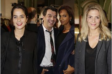 Les célébrités inaugurent la FIAC