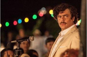 "Benicio del Toro: ""Pablo Escobar n'est pas cool"""