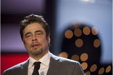Benicio Del Toro, honoré et ému à Saint-Sébastien