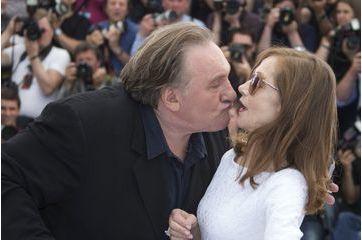 Bons baisers d'Isabelle Huppert et Gérard Depardieu