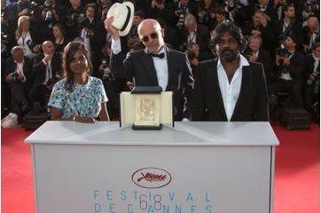 Le palmarès du 68e Festival de Cannes en images
