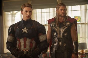 """La bande-annonce du jour: """"Avengers: L'ère d'Ultron"""""""