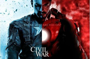 "La bande-annonce du jour: ""Captain America: Civil War"""