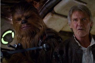 """La bande-annonce du jour: """"Star Wars: le réveil de la force"""""""