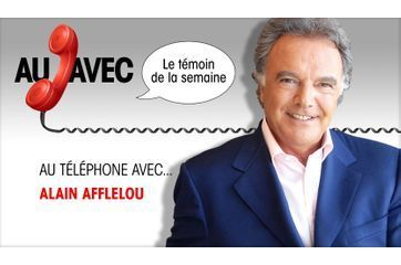 Au téléphone avec - Alain Afflelou